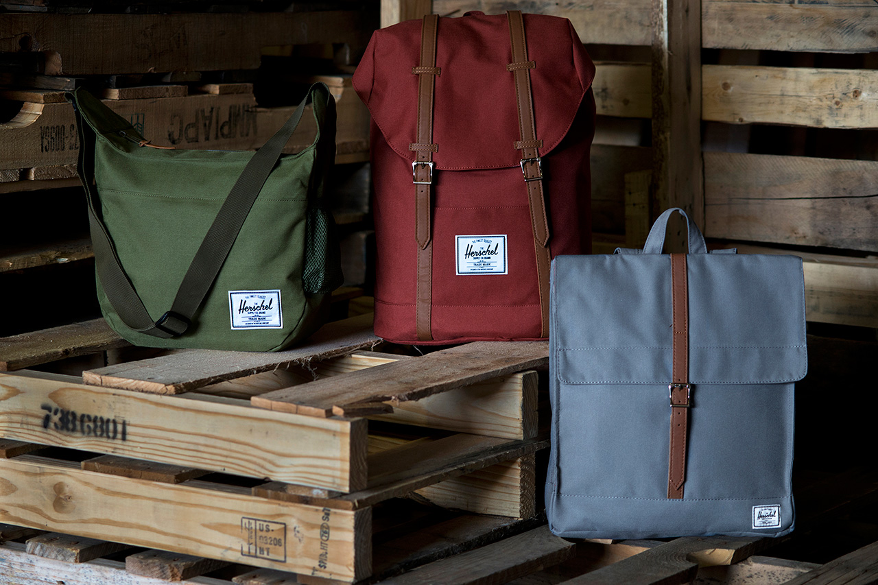 herschel supply co 2013 fall classic collection preview