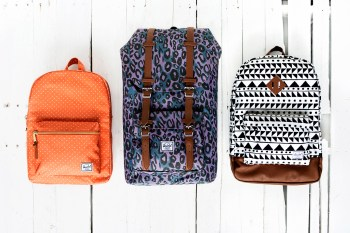 Herschel Supply Co. 2013 Fall Prints Collection Preview