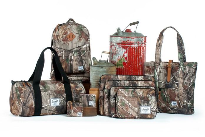 Herschel Supply Co. 2013 Real Tree Prints Collection