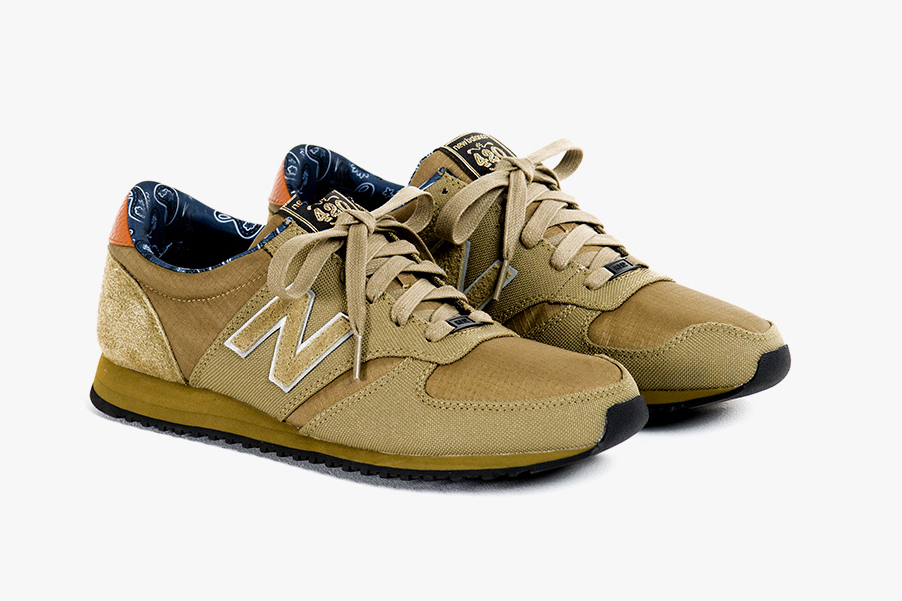 herschel supply co x new balance 2013 fall collection