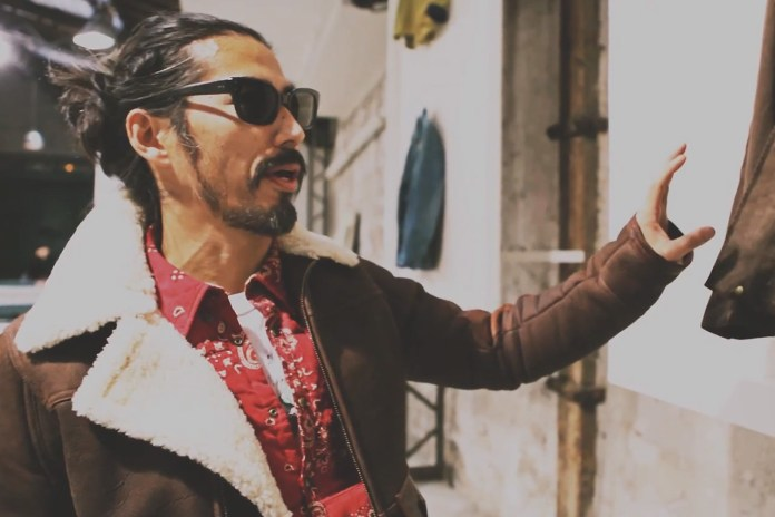 "Hiroki Nakamura Discusses visvim's 2013 Fall/Winter ""A Man with no Country II"" Collection"