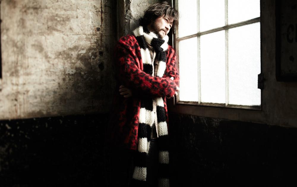 Saint Laurent 2014 Fall/Winter Editorial featuring Tadanobu Asano
