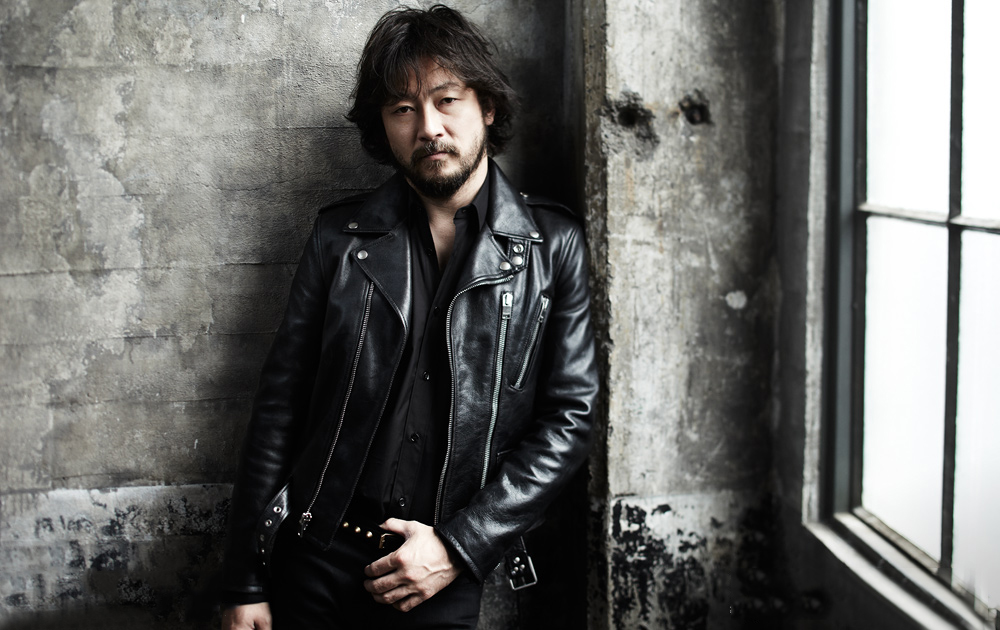 Saint Laurent 2014 Fall/Winter Editorial featuring Tadanobu Asano