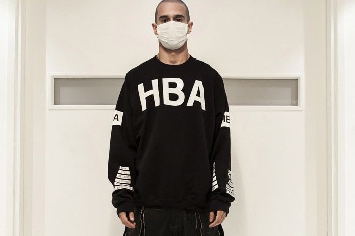 Hood By Air 2013 Fall/Winter Collection