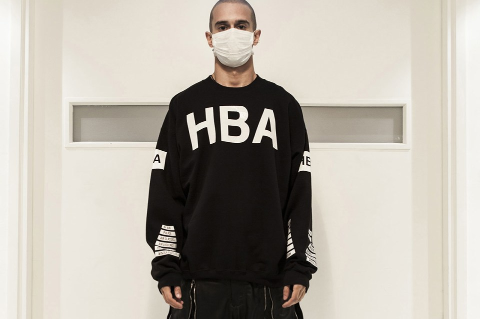 Hood By Air 2013 Fall Winter Collection Hypebeast