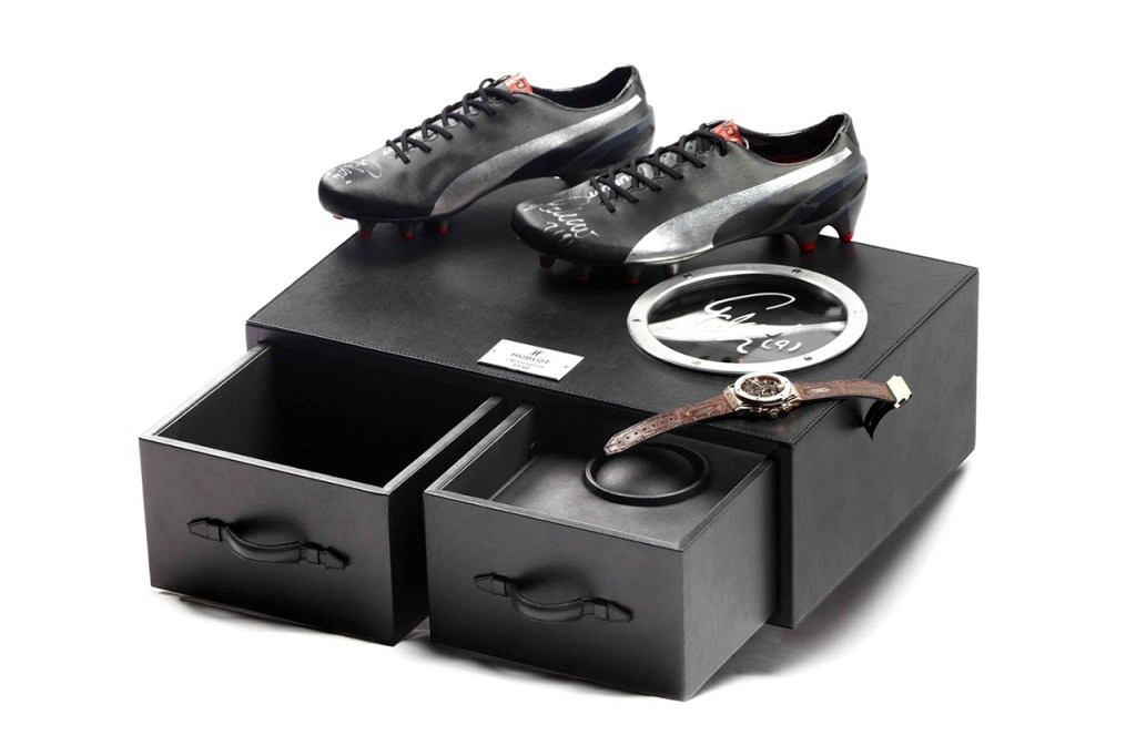Hublot x PUMA Falcao Watch and Cleats Pack