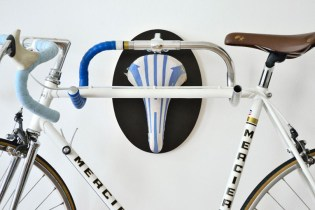 Hunting Trophies Made from Recycled Bicycle Parts