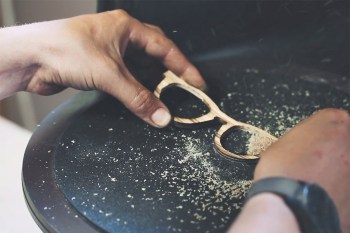 HYPEBEAST Road Trips Portland: Crafting Process with Shwood
