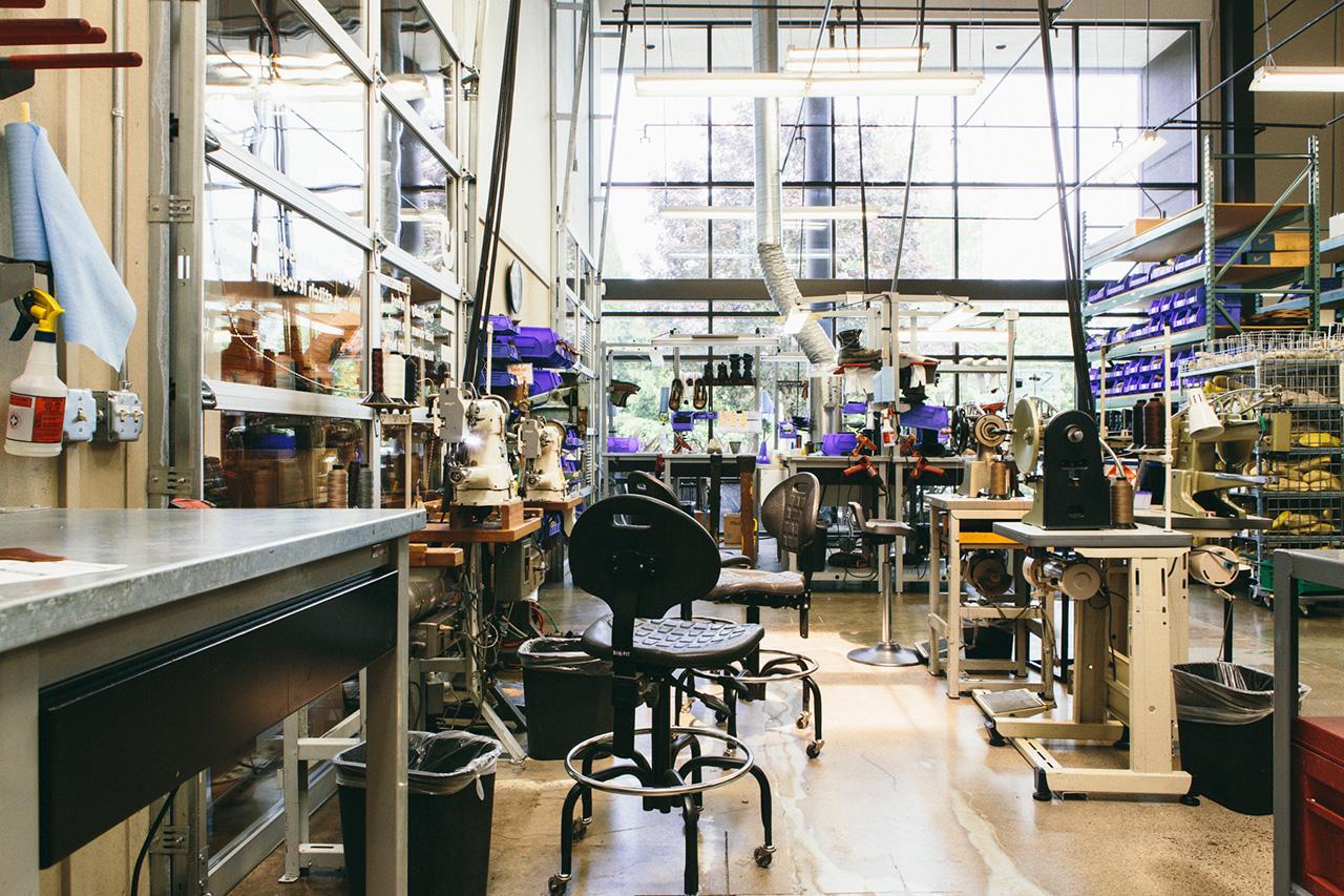 HYPEBEAST Road Trips Portland: Danner Factory/Store