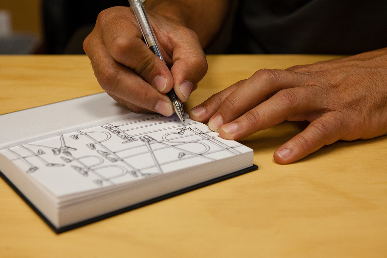 HYPEBEAST Road Trips Portland: Pen & Paper with Nike's Jose Cabaco