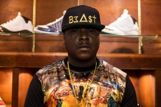 Jadakiss Breaks Down Working with ALIFE