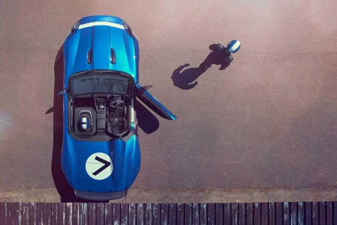 Jaguar Unveils the Project 7 Concept