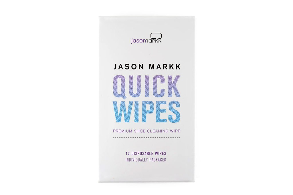 Jason Markk Introduces Disposable Shoe Cleaning Wipes