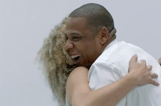 Jay Z's Performance Art Film Preview for Picasso Baby