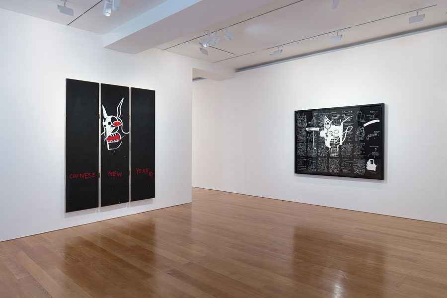 Jean-Michel Basquiat @ Gagosian Hong Kong Recap