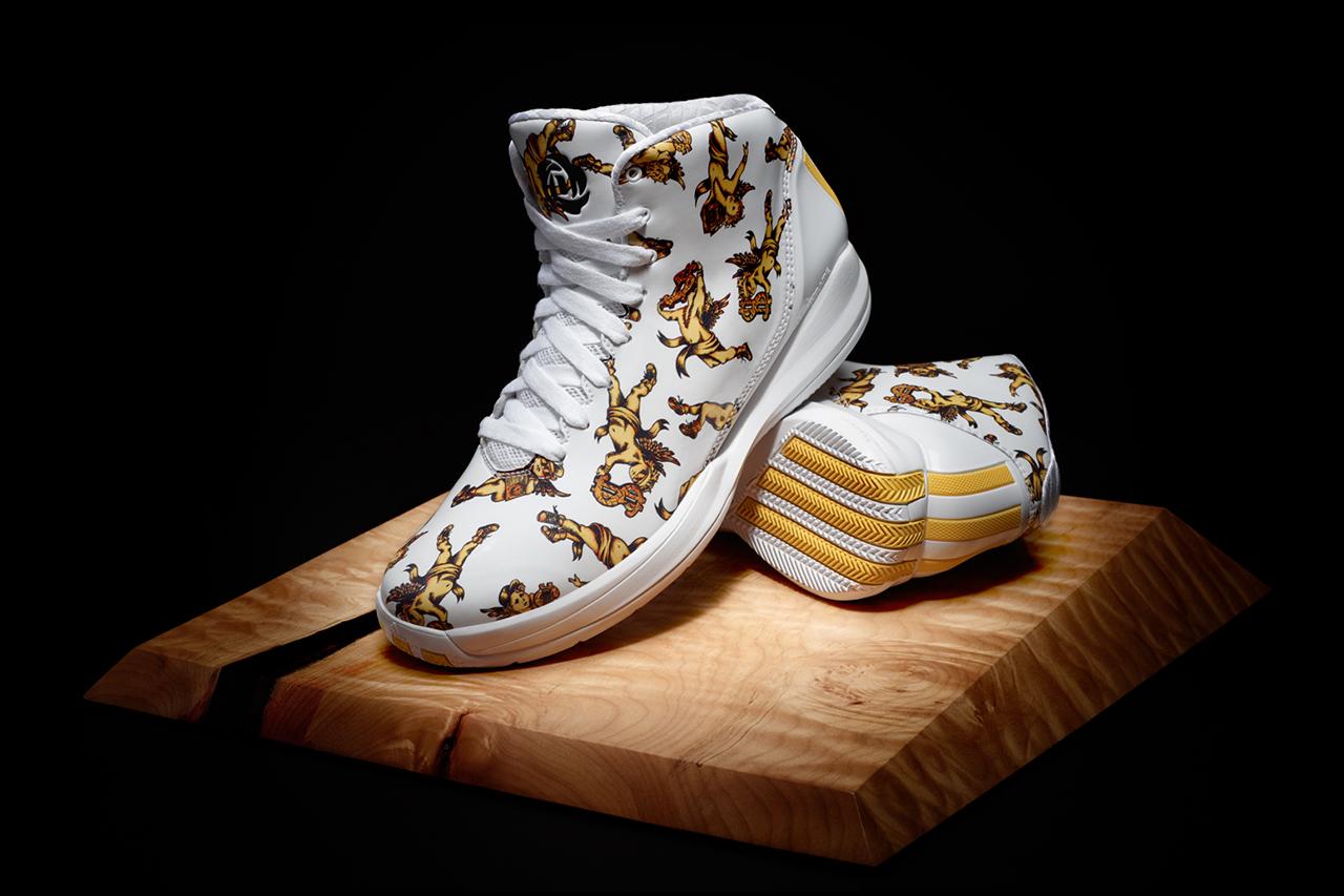 Jeremy Scott x adidas D Rose 3.5