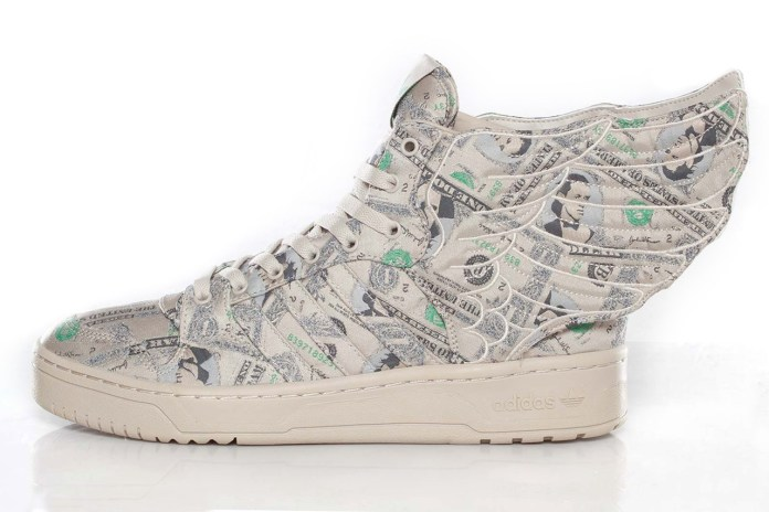 "adidas Originals by Jeremy Scott JS Wings 2.0 ""Money"""