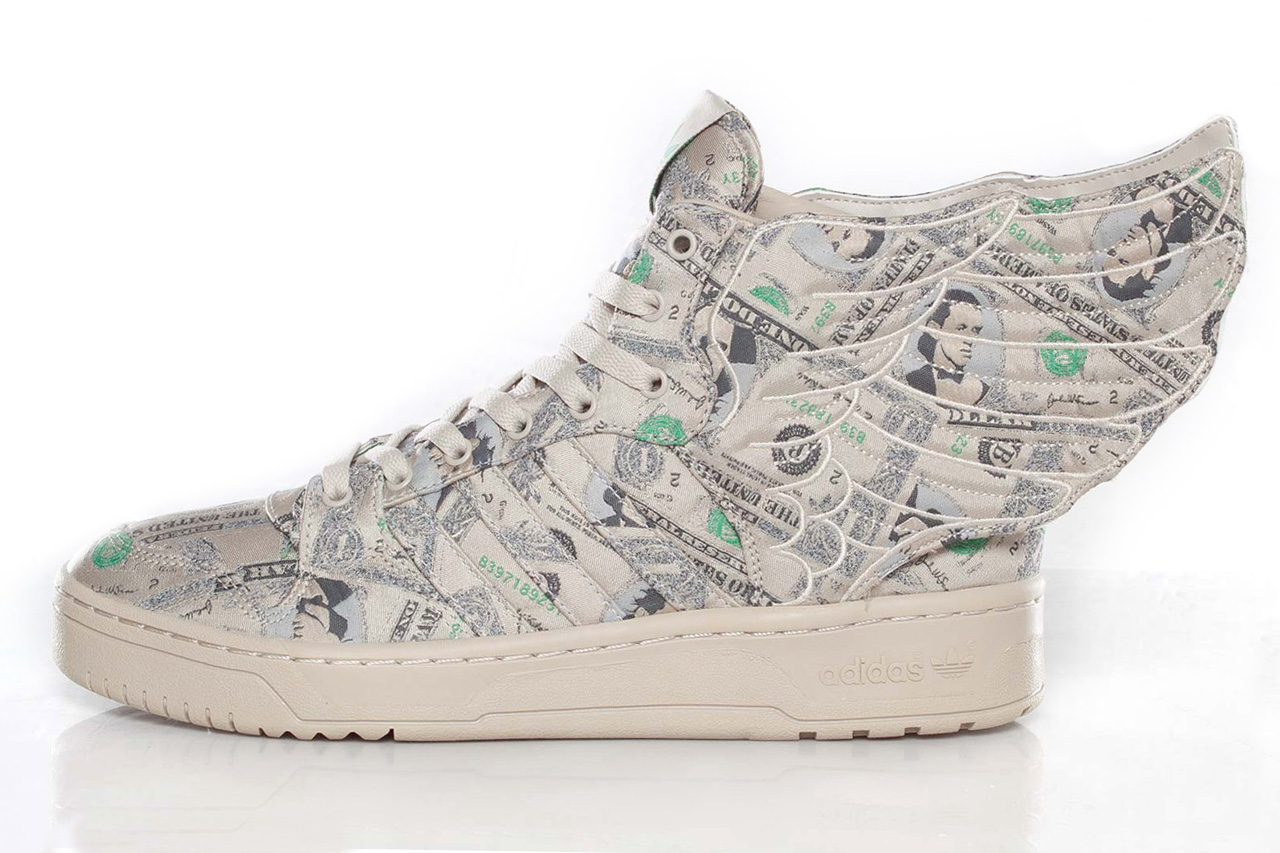 "adidas Originals by Jeremy Scott JS Wings 2.0 ""Money"""