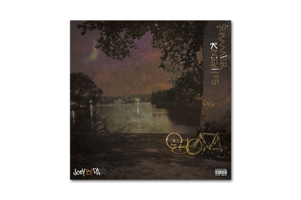joey bada summer knights mixtape