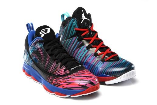 "Jordan CP3.VI AE & Super.Fly 2 ""Supernova"" Pack"