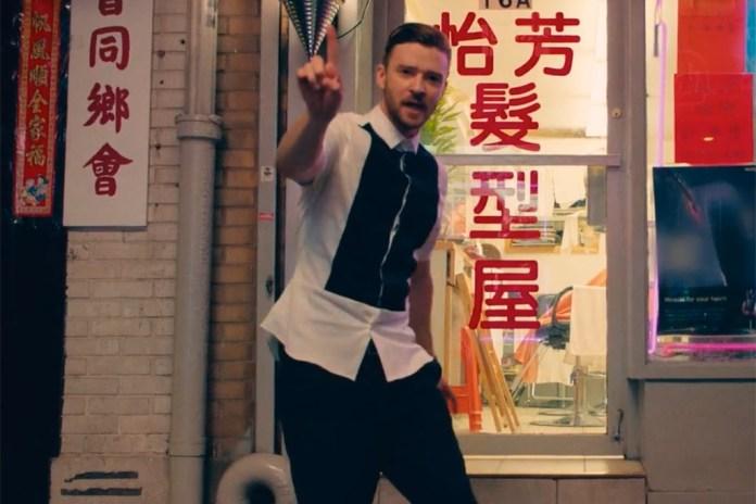 Justin Timberlake - Take Back The Night | Video