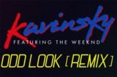 Kavinsky featuring The Weeknd - Odd Look (Remix)
