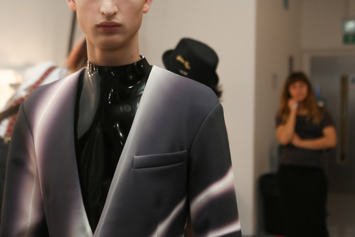 Kay Kwok 2014 Spring/Summer Backstage Visuals