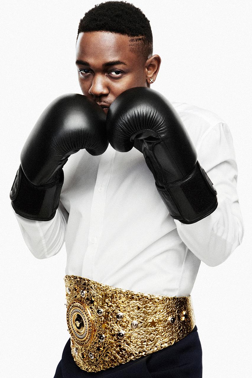 Kendrick Lamar for Bullett Magazine