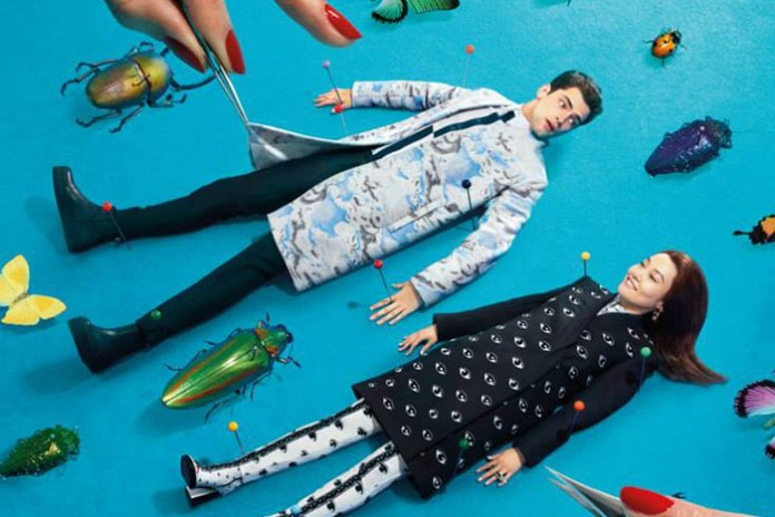 Kenzo 2013 Fall/Winter Campaign by TOILETPAPER