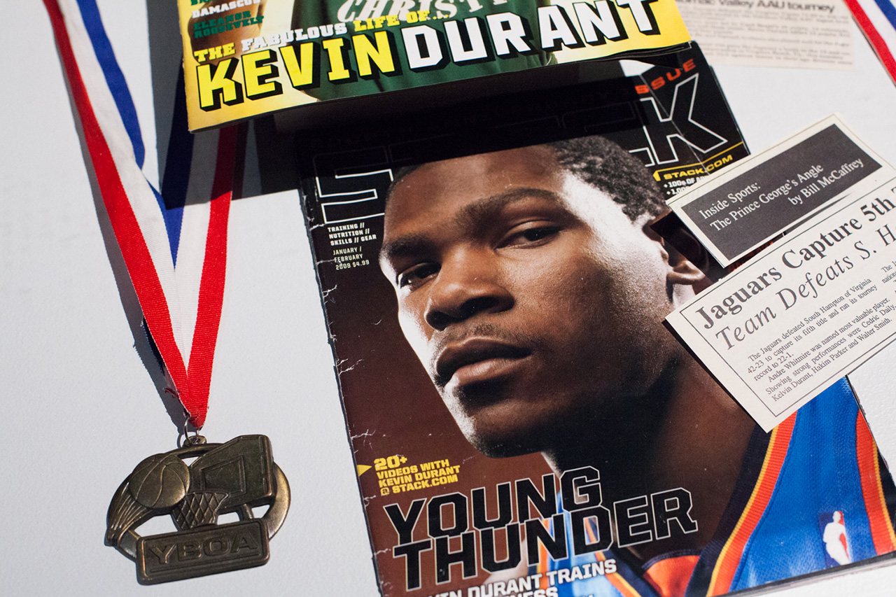 kevin durant on his latest signature and basketball in china