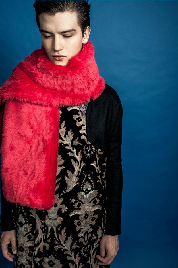 kielo; 2013 Fall/Winter Lookbook