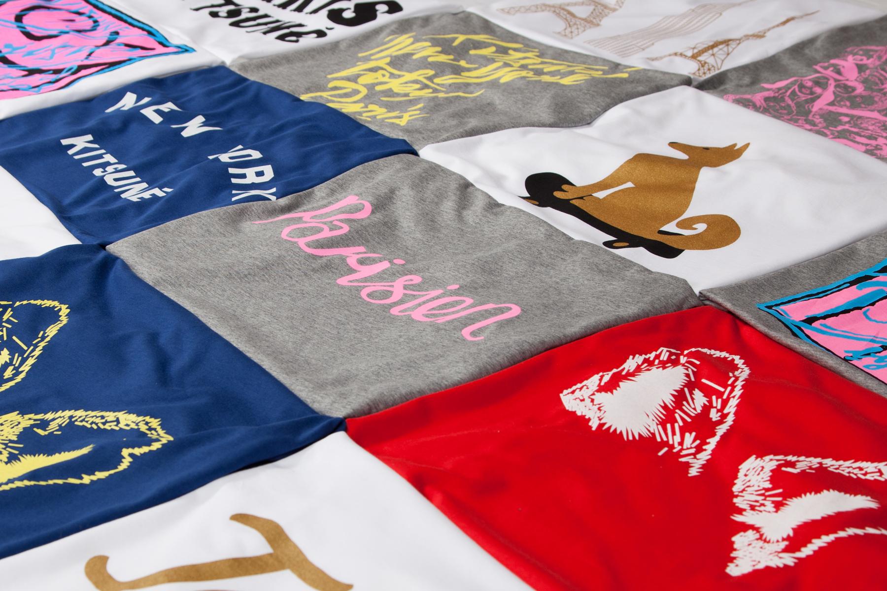 kitsune tee 2013 pre fall t shirts