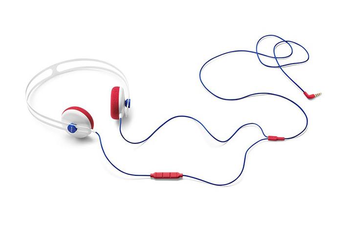 Kitsuné x AIAIAI Tracks Headphones