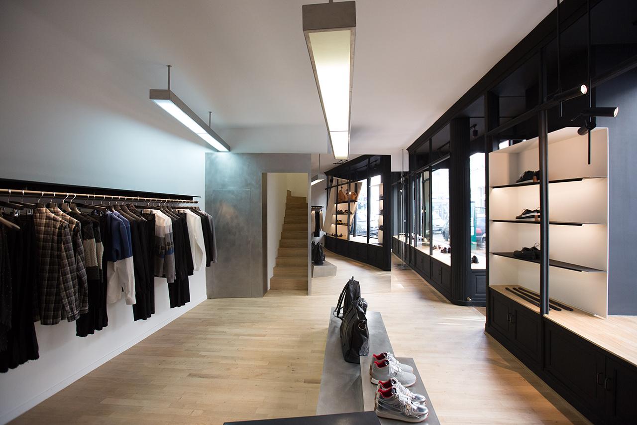 KRISVANASSCHE Paris Store Opening