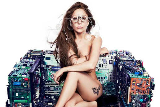 Lady Gaga's Nude Photo Shoot with V Magazine