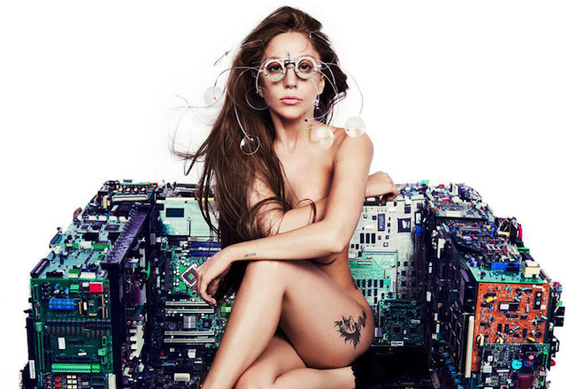 lady gagas nude photo shoot with v magazine