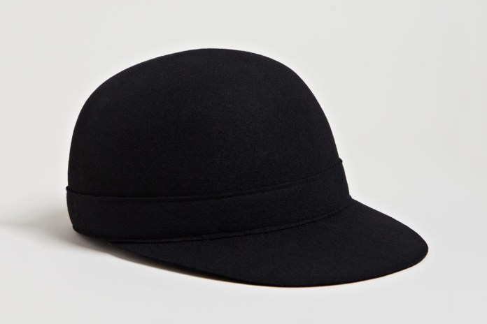 Lanvin 2013 Fall/Winter Merino Hat Collection