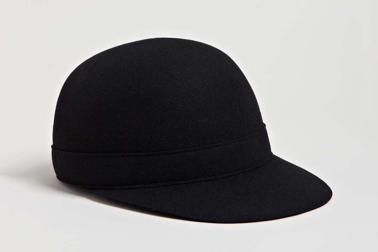 lanvin 2013 fall winter merino hat collection