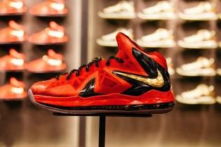LeBron James China Tour: Guangzhou Event Recap