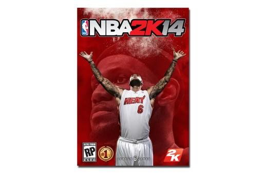 Stream the LeBron James-Produced NBA 2K14 Soundtrack