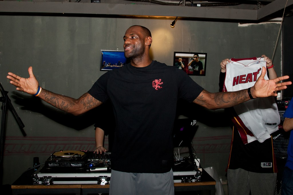 LeBron James Talks Style, LeBron Retros and His Next Signature