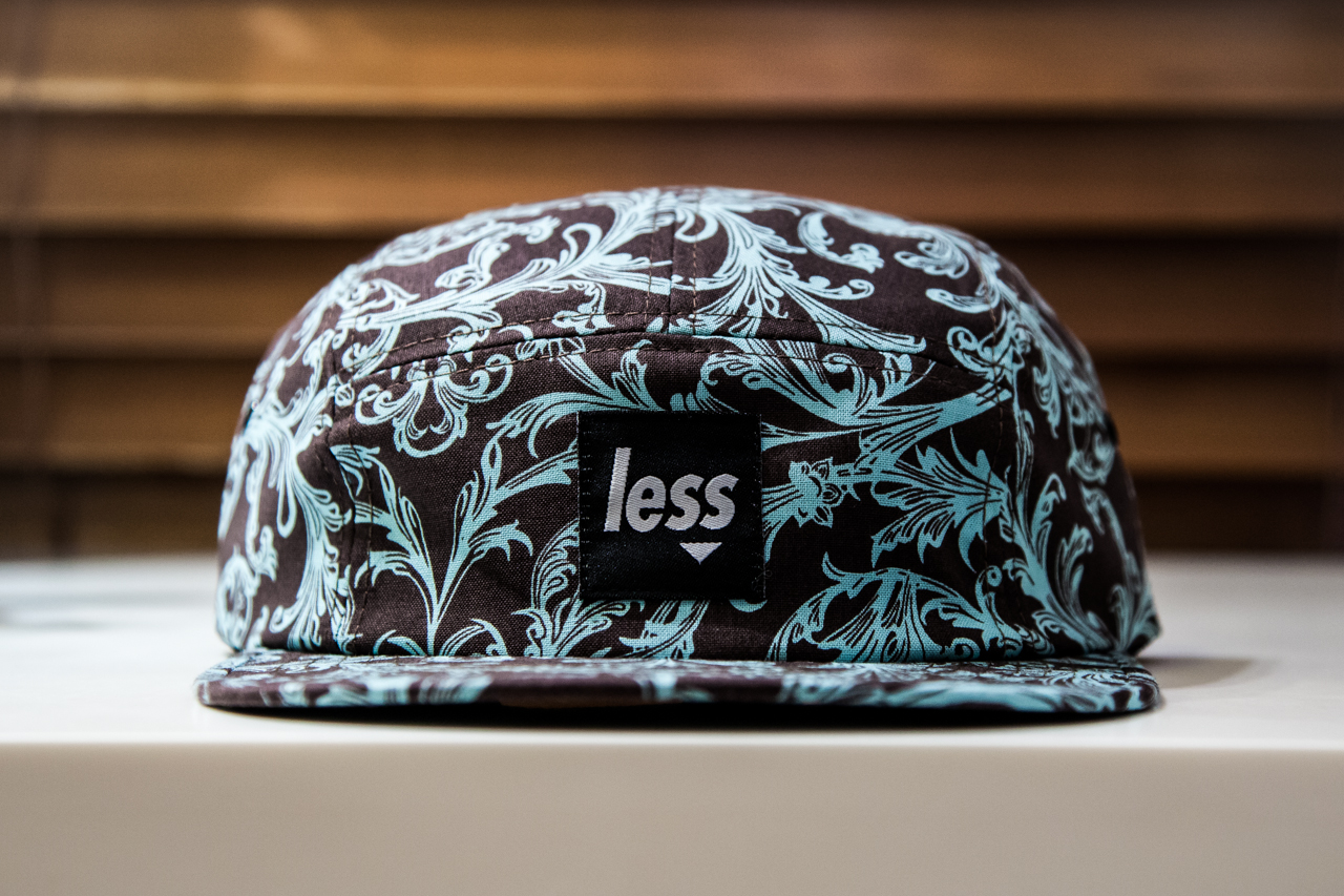Less 2013 Sumer Headwear Collection