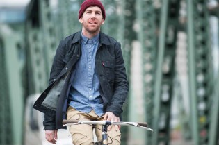 Levi's® Commuter Series 2013 Fall Lookbook