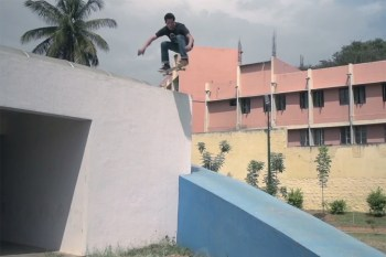 Levi's: Skateboarding in India - Episode 1