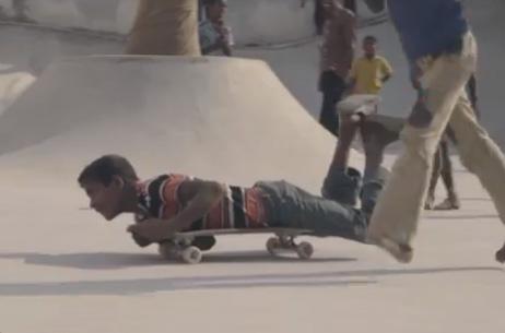 Levi's: Skateboarding in India – Episode 3