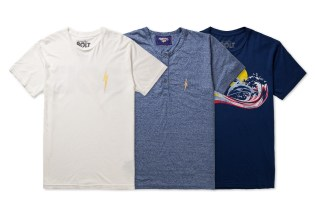 Lightning Bolt 2013 Summer T-Shirts