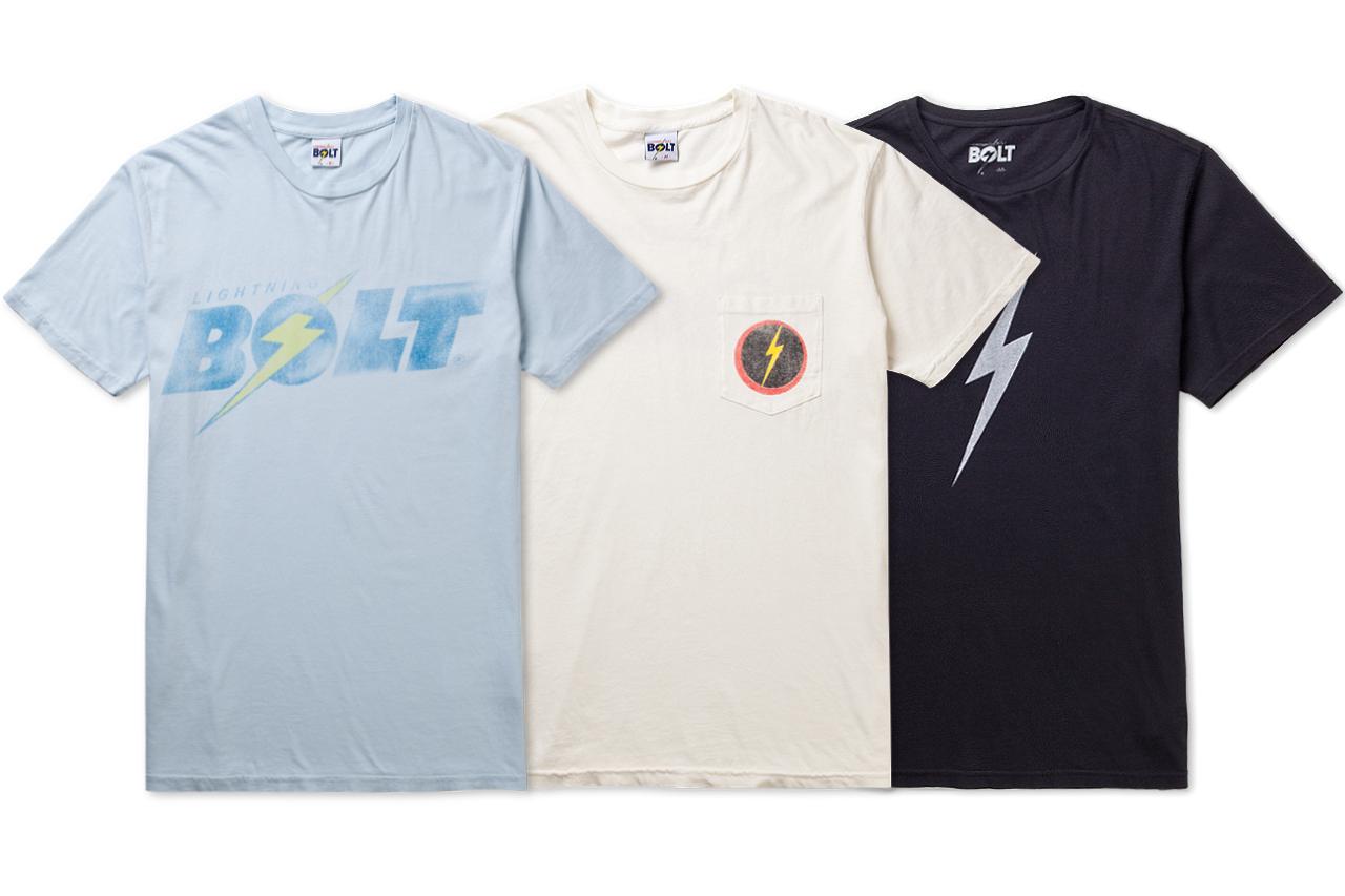 Lightning Bolt 2013 Summer T-Shirts