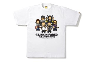 Linkin Park x A Bathing Ape 2013 MILO TEE