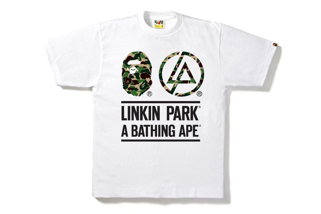 Image Result For Bape X Linkin Park
