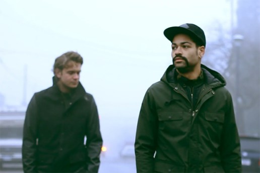 London Alexander 2013 Fall/Winter Video Lookbook